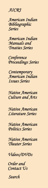 Native American Theater Series
